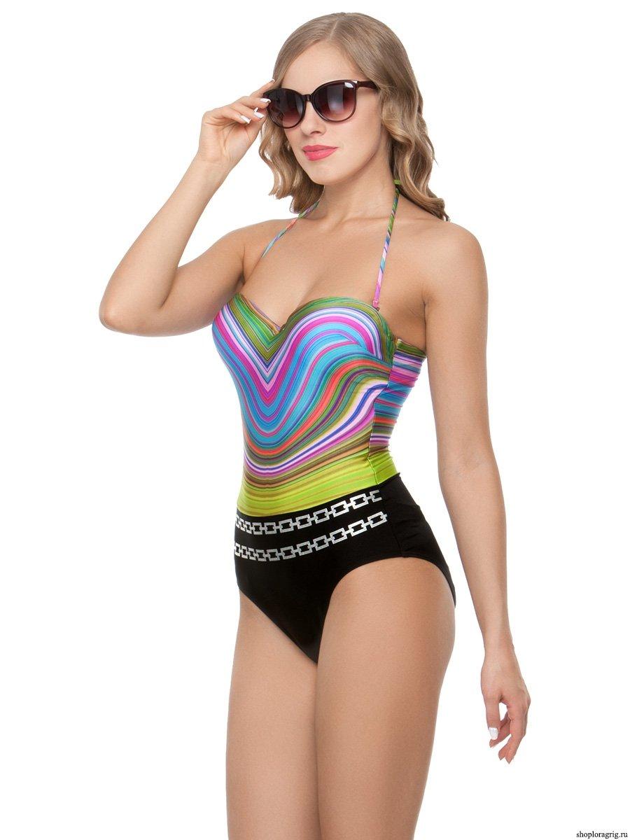573d9dbb81d3 Купальник женский слитный WDKS 041806 LG Quest - купить в интернет ...